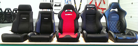Our Cobra sport seat base guide