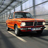 BMW 2002 Roll Cages
