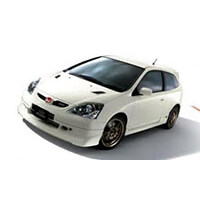 Honda Civic 7th Gen Roll Cages
