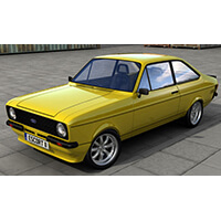 Ford Escort Mk2 Roll Cages