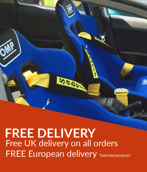 Free delivery in the UK and Europe on selected products