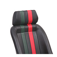 Headrest Upholstery