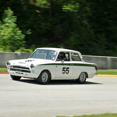 Lotus Cortina Roll Cages