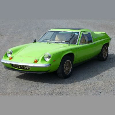 Lotus Europa Roll Cages