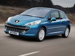 Peugeot 207 Roll Cages