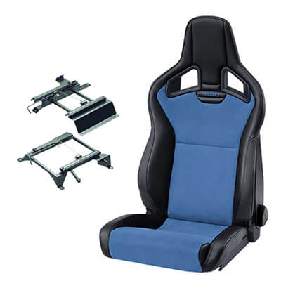 Recaro Land Rover Seat and Fitting Kit Packages
