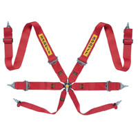 Sabelt 6 point FIA harnesses