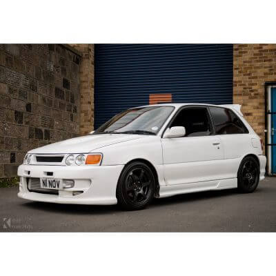 Toyota Starlet EP82 Roll Cages