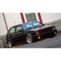 VW Golf Mk2 Roll Cages