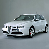 Alfa Romeo 147 GTA Roll Cages