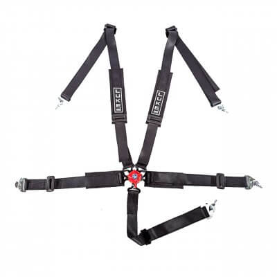Aircraft Buckle Track Harnesses