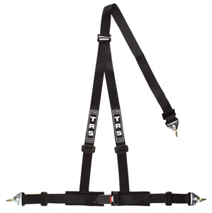 TRS 3 point road and track harnesses